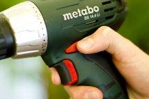 Metabo BS 14,4 LI Akkuschrauber Praxistest - Handhabung